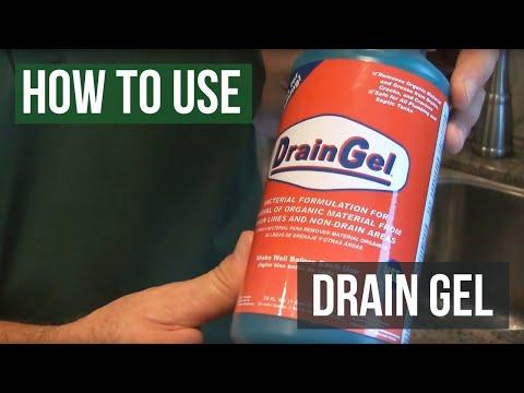Drain Gel- How to Get Rid Of Drain Flies, Phorid Flies and Fruit Flies