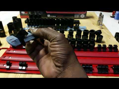 Kobalt Socket Tray Customization adding Pittsburgh Pegs