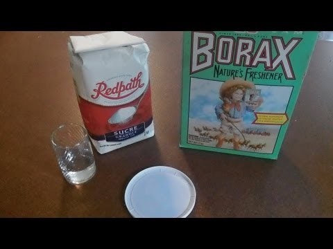 How to Make Homemade Ant Killer-recipe-natural household ingredients- stop-control-bait and poison