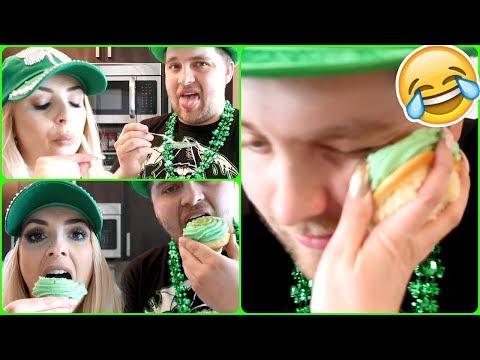 St. Patrick's Day TASTE TEST (Major Fail!!)