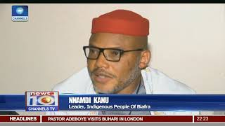 Anambra Gov Election: Igbo Leaders Meet With Nnamdi Kanu In Owerri