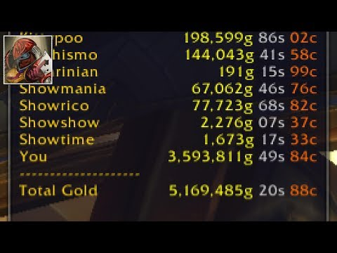 How I Make my Gold, Favorite WoW Memory & More - Q&A