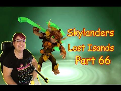 Skylanders Lost Islands on ipad part 66