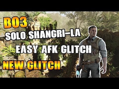 Black Ops 3 Zombie Glitches: The Perfect AFK Glitch on Shangri La!