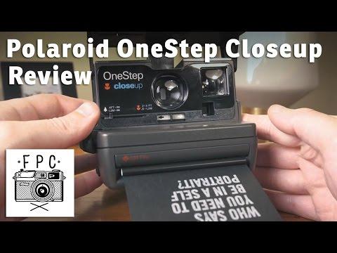 Polaroid OneStep Closeup 600 Camera Review