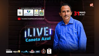 LIVE - CANETA AZUL MANOEL GOMES