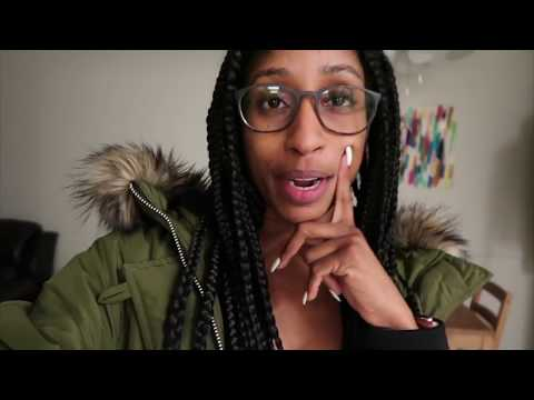 Braiding My Own Hair | LaurenVlogs EP 36