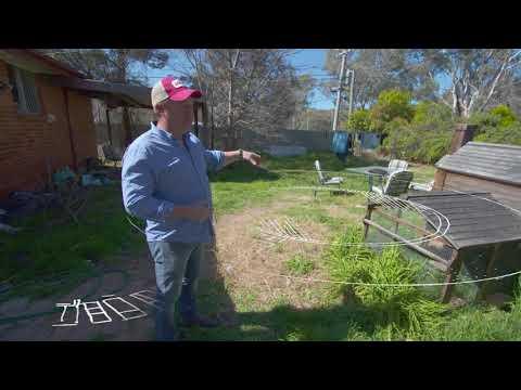 Australia's Worst Backyard Competition Winner