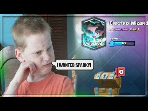 TOP 5 INSANE KIDS REACTIONS TO GETTING A LEGENDARY | HE ACTUALLY WANTED SPARKY!