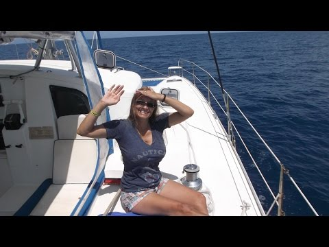 #6 Sailing the Caribbean: the Dominican Republic to Puerto Rico