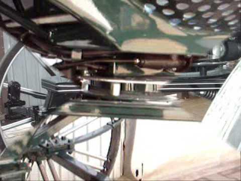 op4b 5th wheel hydraulic brake for horse carriage - kutzmann.pl