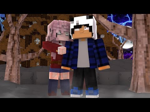 TAKING THE NEW GIRL ON A DATE?!   Rosewood High School (Minecraft School Roleplay E7)
