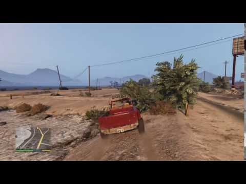 Roll in trevors truck [XBOX ONE S]