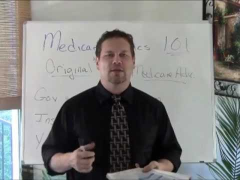 Medicare Part C - Medicare Advantage