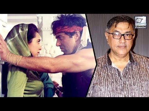 Sunny Deol Fought With Director For Intimate Scene With Karisma Kapoor