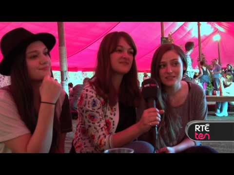 The Staves RTÉ TEN