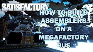 Doubling Outputs! Assembler Factory! Satisfactory Gameplay - PakVim