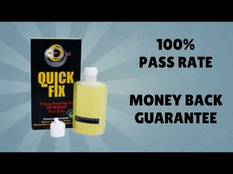 Quick Fix 6.2 synthetic urine, Pass your Urine Test Today! 1-866-420-4574
