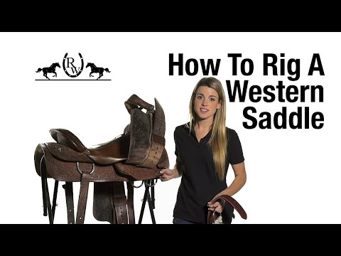 How To Rig a Western Saddle