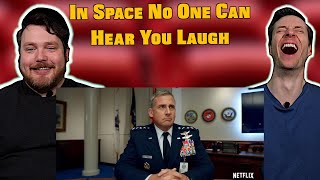 Space Force - Trailer Reaction