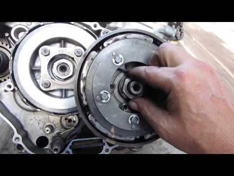 54% gear reduction install in 300 Honda video Dons camera 016