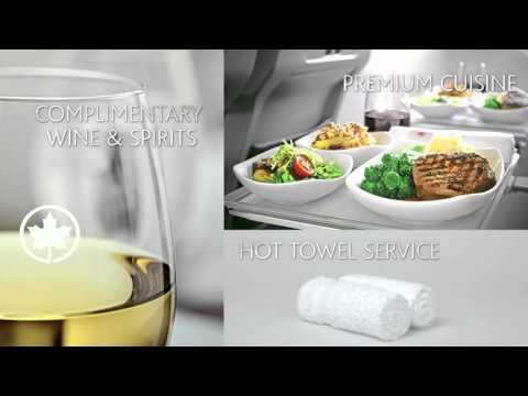 Air Canada: Discover Premium Economy Class