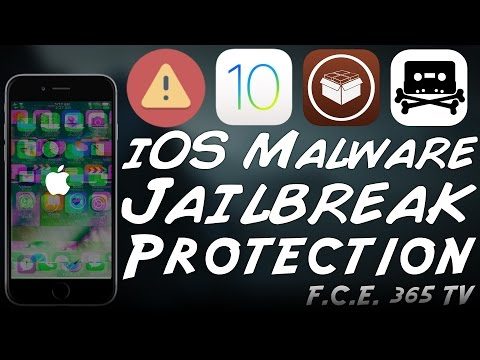 iOS Jailbreak Malware & And How To Protect Your iDevice