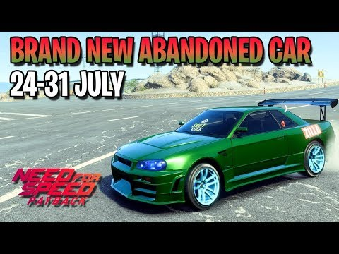 Need For Speed Payback Abandoned Car Location (6) Guide Playthrough - Underground soldier Nissan R32