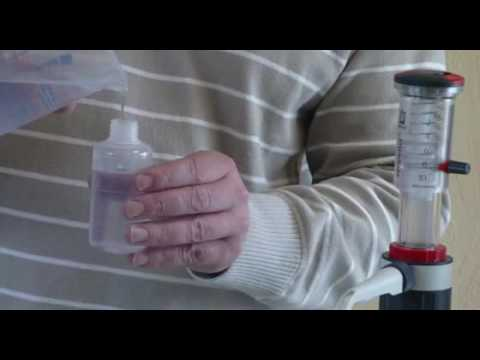How to glue Acrylic * Complete Set for mixing adhesives * Komplettset Klebstoffmischen