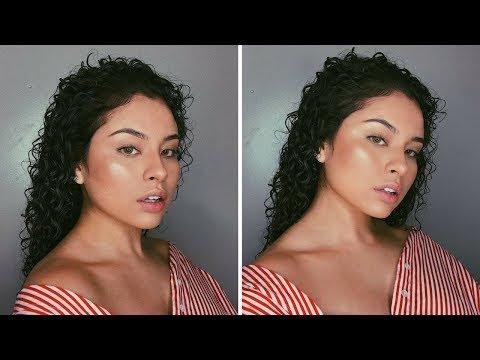 Wet Hair Look Tutorial