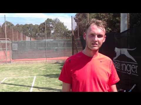 Tennis Sydney - Jack