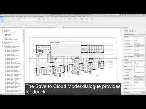 Revit 2019.2: Cloud Models for Revit