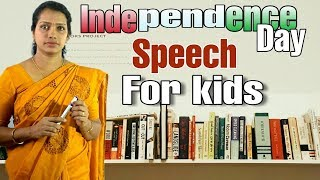 independence day speech in English 15 august essay writing