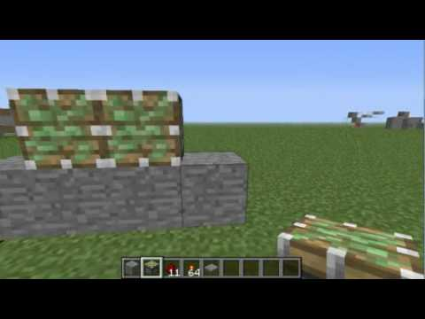 How To Make A Pressure Plate Lava Trap In Minecraft
