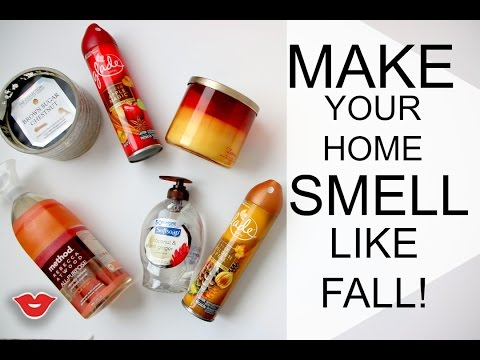 Make Your House Smell Like Fall! | Michelle from Millennial Moms