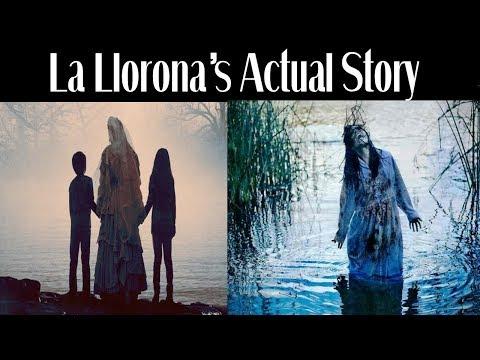 Xxx Mp4 The Real Story Of The Curse Of La Llorona 3gp Sex