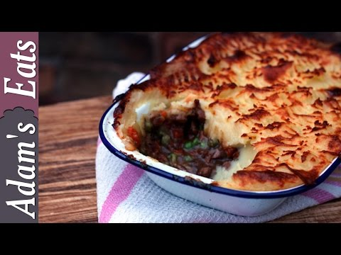 How to make a cottage pie | Traditional British recipes