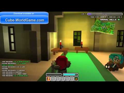 Cube World Game Download | Free | Update
