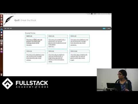 Stackathon Presentation: Quill