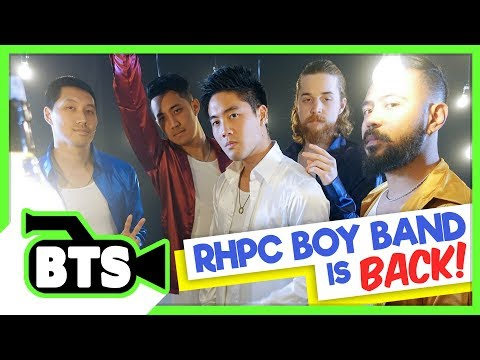 Underrated Boy Band Dance Moves! (BTS)