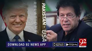 Special Transmission on PM Khan visit to US | 22 July 2019 | Dr. Moeed Pirzada