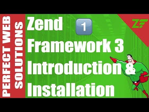 Part 01: zend framework 3 tutorial for beginners Introduction and Installation steps in urdu 2017