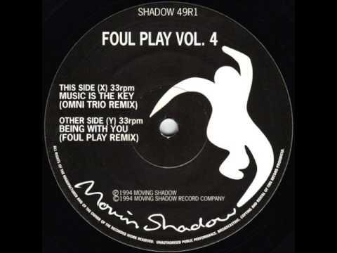 foul play  -  music is the key omni trio remix