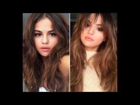 Selena gomez short haircut name