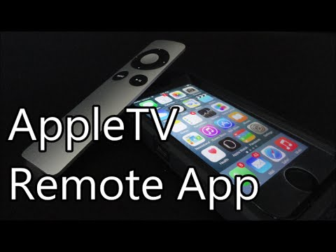 How to Use iPhone as AppleTV Remote