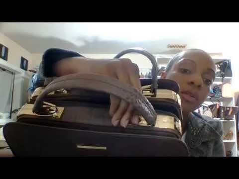 HOW   TO FIX A BROKEN BAG HANDLE / STRAP