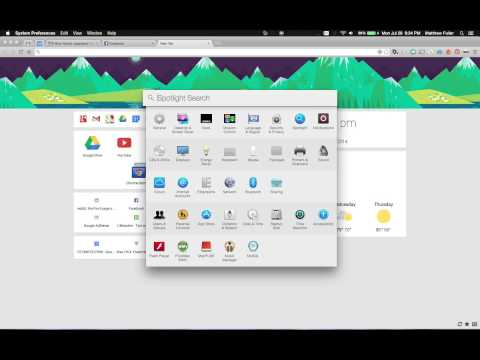 Mac OS X - How to Change Default Web Browser