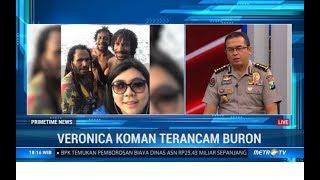 Malam Ini Pukul 00.00 WIB, Polda Jatim Akan Terbitkan DPO Jika Veronica Koman Tak Penuhi Panggilan