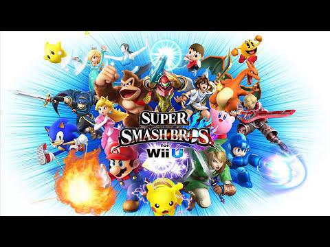 Super Smash Bros. 4 For Wii U OST - Victory Road [Pokemon X & Y]