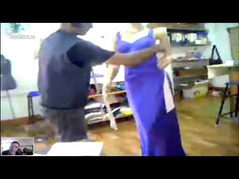 Teachers TV: Designing your own Prom Dress